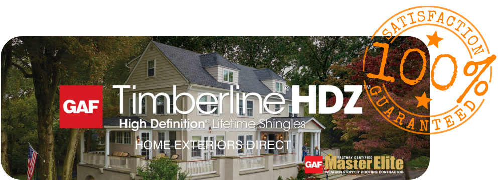 Timberline HD Shingles